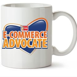 e-commerce advocate mug